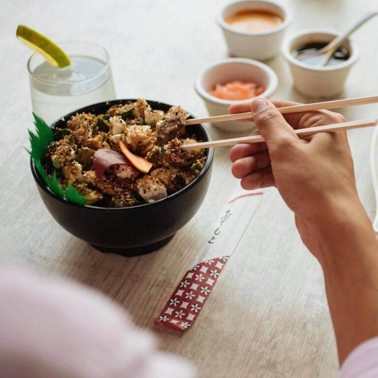 Bonsai Grill Menu