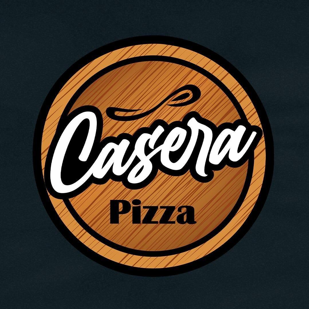 Casera Pizza Logo