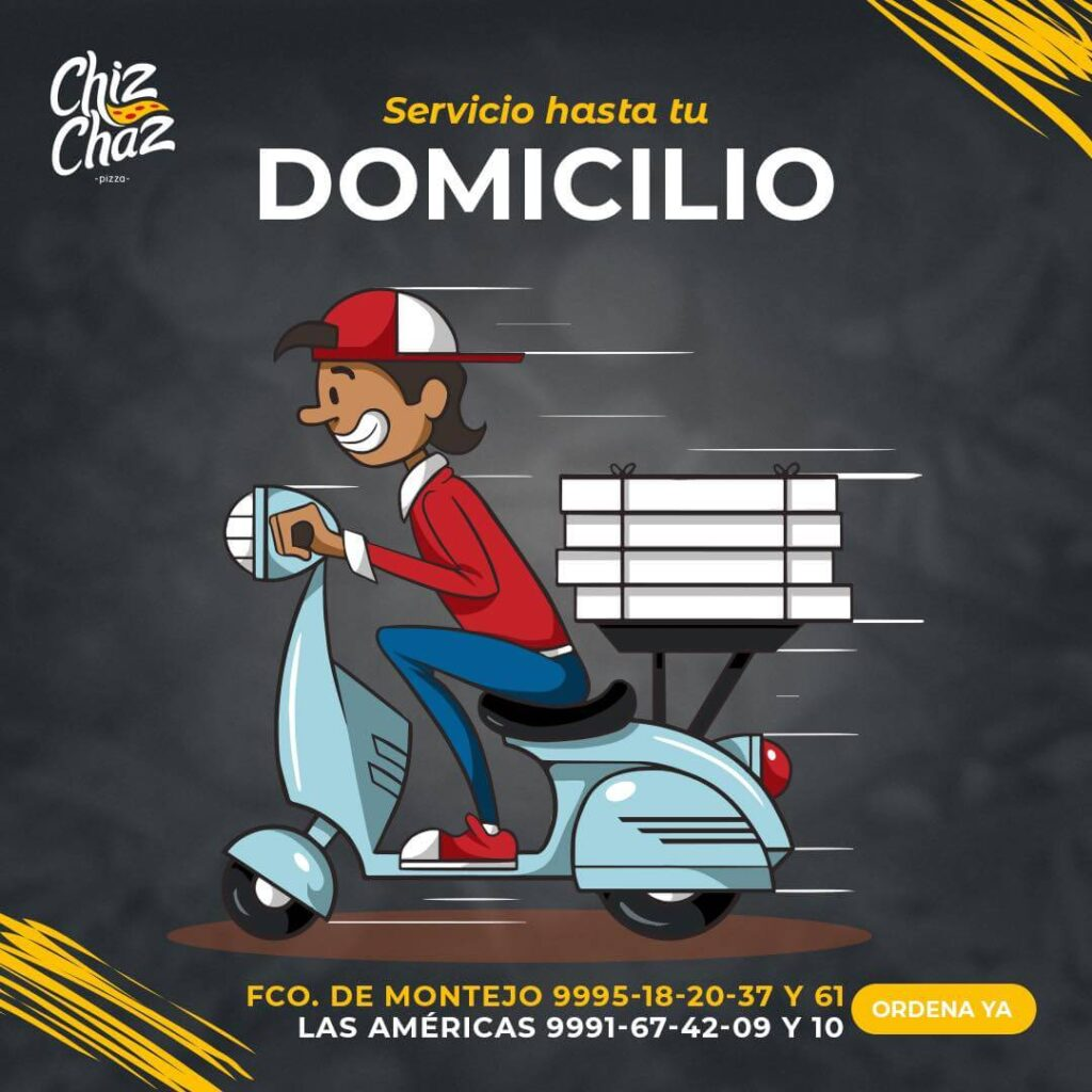 Chiz Chaz Servicio Delivery