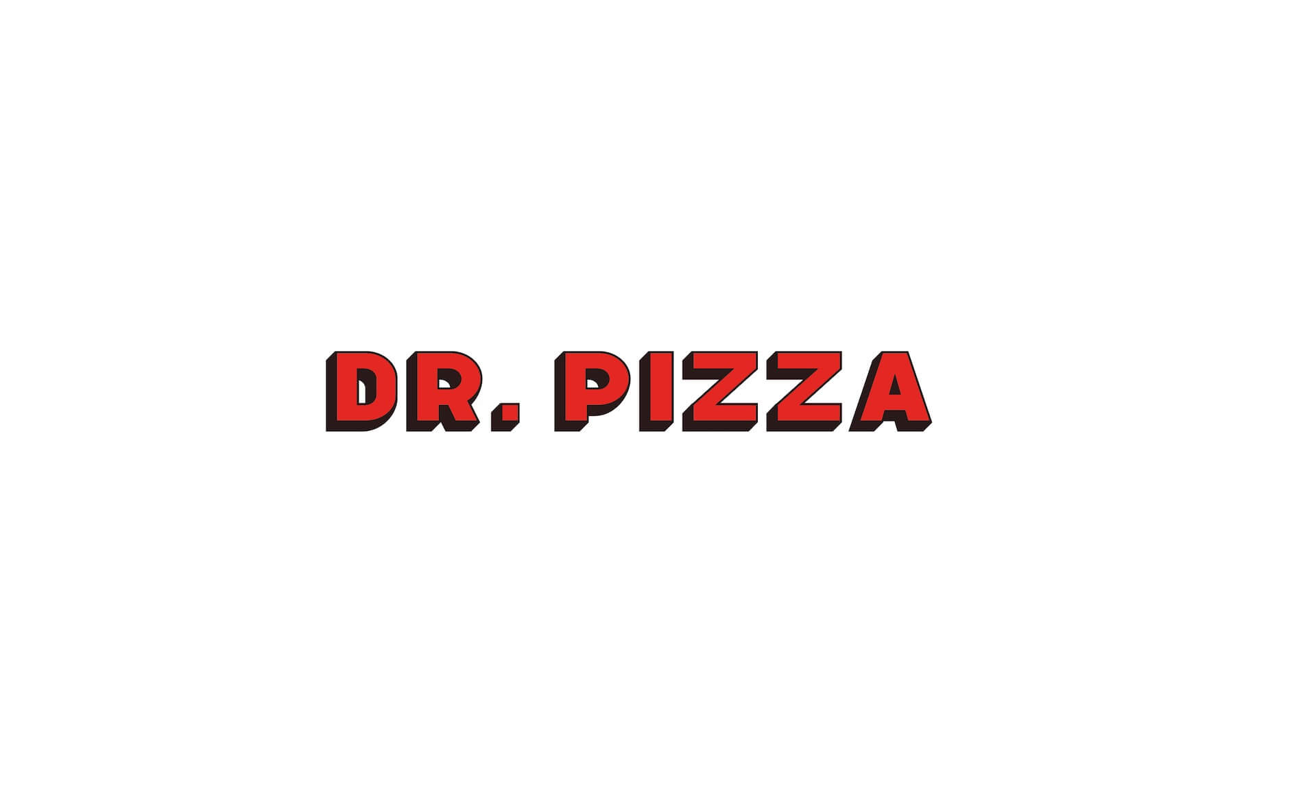Dr Pizza México Logo