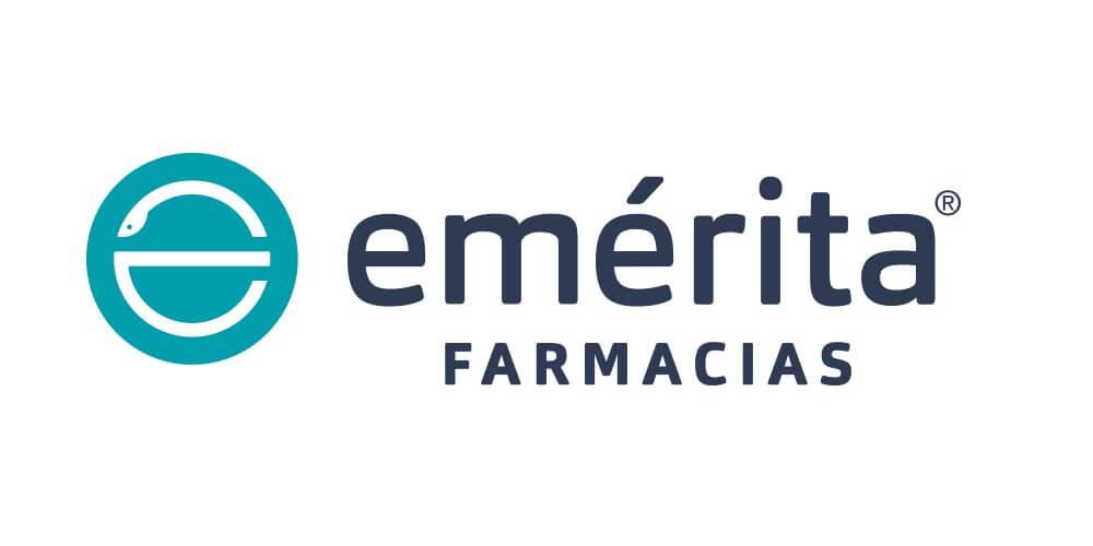 Emerita farmacias logo