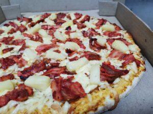 Fratelli Pizza Menu