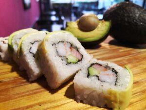 Kenshi Sushi Menu