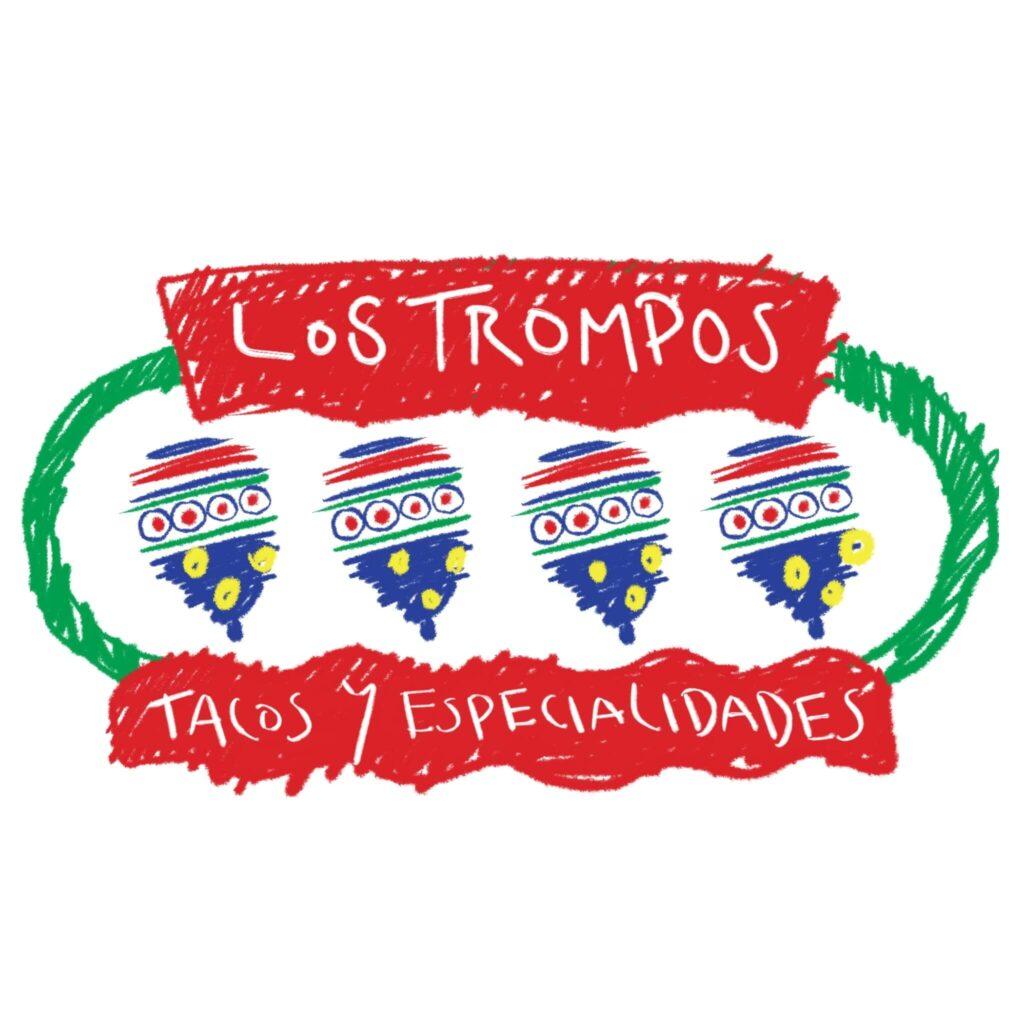 LOS TROMPOS Logo