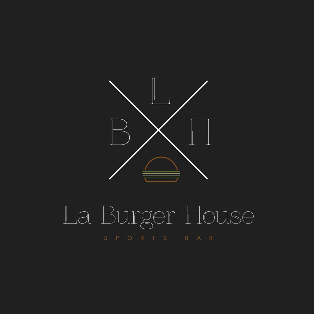 La Burger House Logo