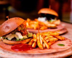 La Burger House Platillo
