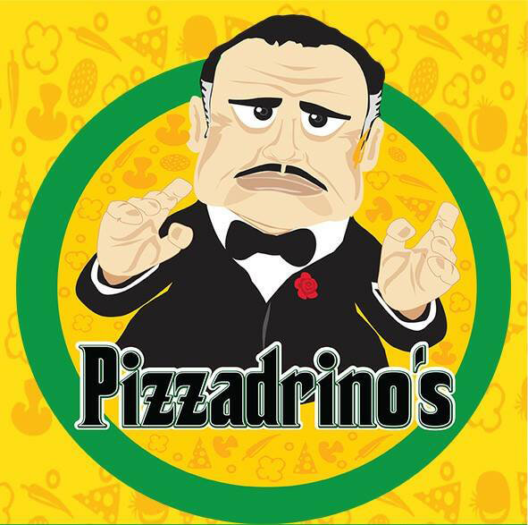 Pizzadrino's Logo